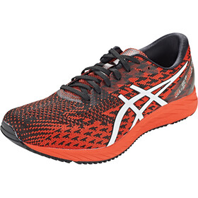 asics Gel-DS Trainer 25 Scarpe Uomo, fiery red/white